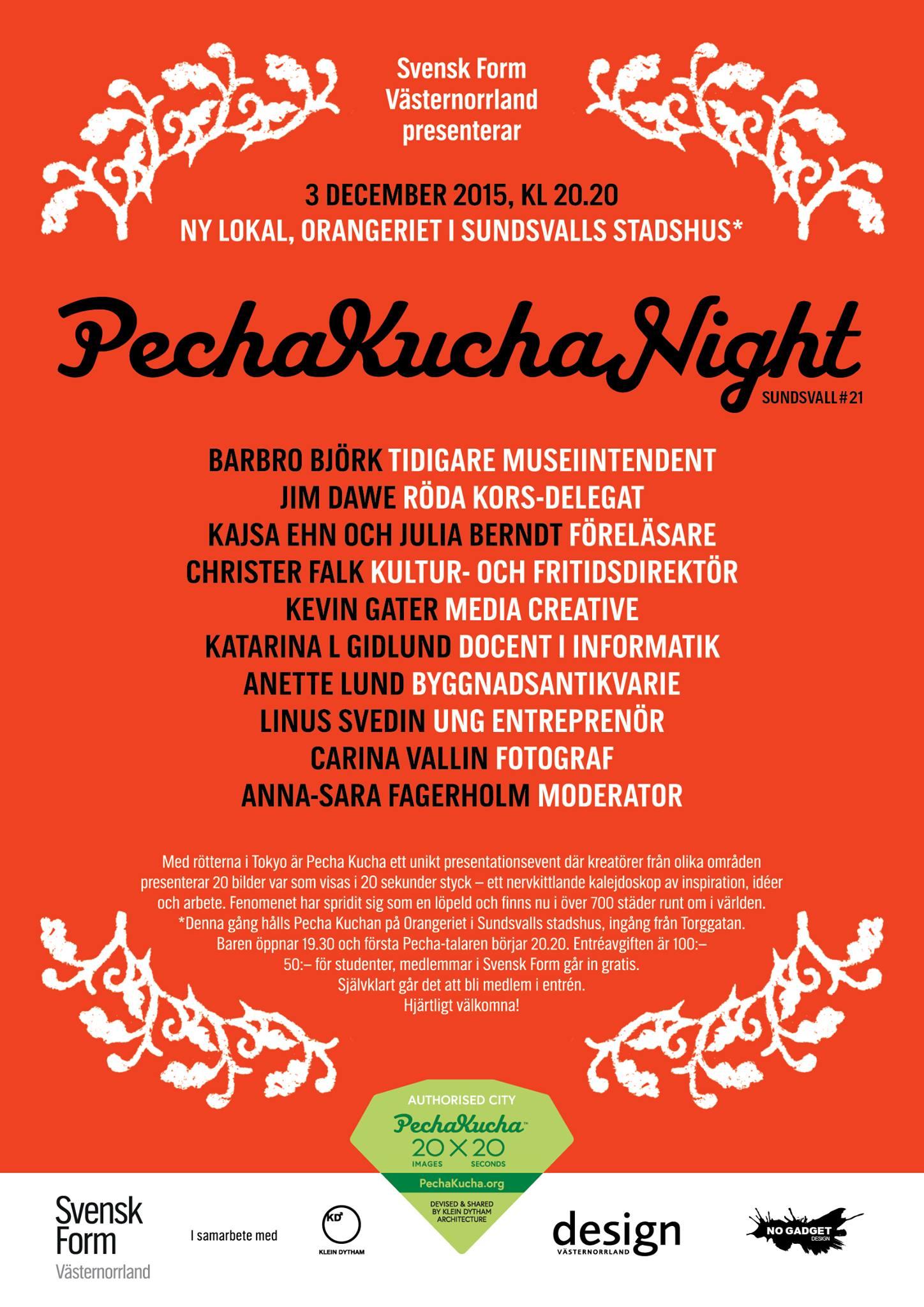 PechaKucha21