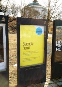 Svensk Form på Skeppsholmen
